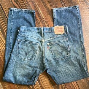 Levi's 514 Slim Straight Jeans 32 / 32